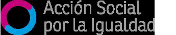 Acción Social por la Igualdad Logo