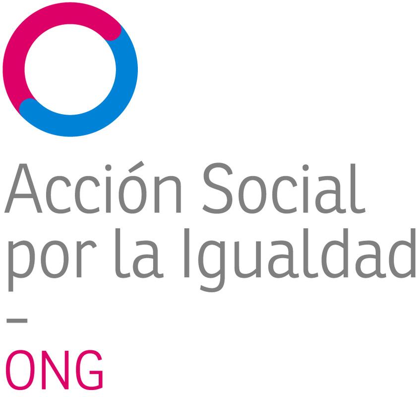 Logo Acción social por la igualdad